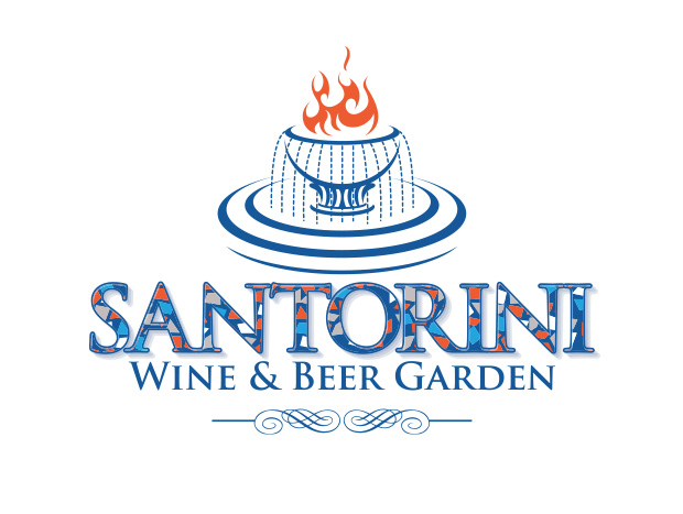 Santorini Wine and Beer Logo 1