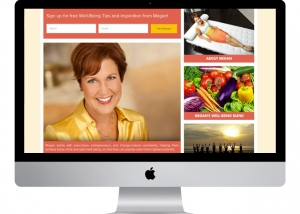 consultant website design