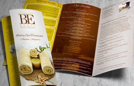 BE-Brochure
