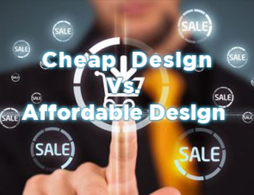 Expensive Vs. Cheap Web Design