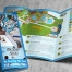 water park brochure design