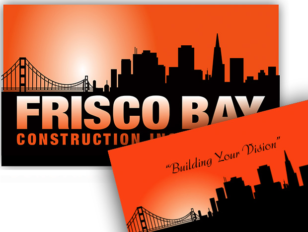 Frisco construction company logo web design company san for Design companies in san francisco